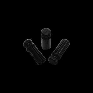 Alu Flightschoner Protectoren - schwarz