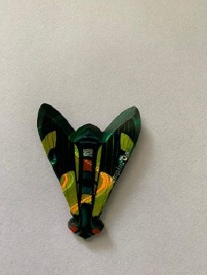 Flight-Set Empire Metallic 2D Fly - Einzelansicht