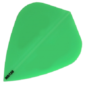 McDart MD150 Kite-Flight - grün