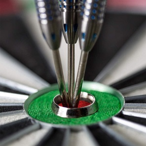 Target Pro Tour Steeldart Dartboard
