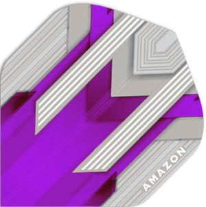 Amazon Silver No.2 Flight Lilas