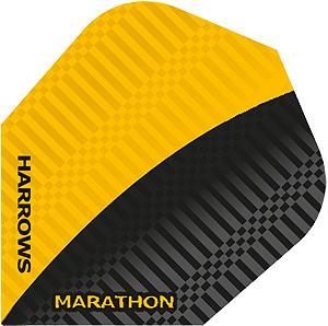 Harrows Marathon Schwarz/Gelb