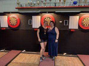3.Platz B-Turnier Sylvia Lorenz